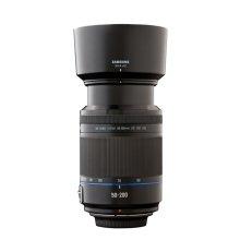 Samsung 50-200mm NX Telephoto OIS Lens