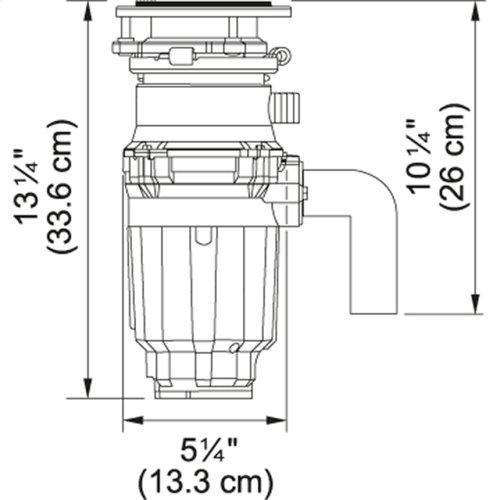 Waste disposers WDJ33