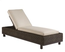 Brentwood Wicker Chaise Lounge