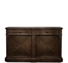 Verona Server Dark Sienna finish