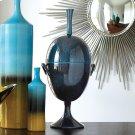 Ovoid Jar w/Handle-Celestial Product Image