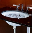 Standard Oval Sink with Overflow Product Image