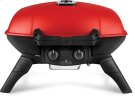TravelQ 285 with Griddle Red , Propane Product Image