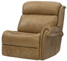 Evan Right Arm Power Motion Chair in #44 Antique Nickel
