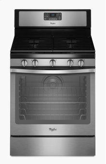 5.8 Cu. Ft. Freestanding Gas Range with Center Burner