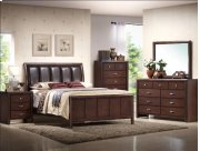 CLEARANCE ITEM--Torino Queen Bedroom Suite Product Image
