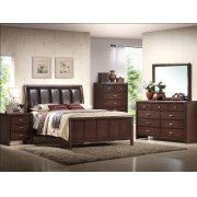 CLEARANCE ITEM--Torino Queen Bed Product Image