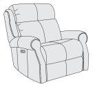 McGwire Power Motion Chair Product Image