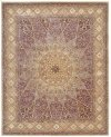 NOURISON 2000 2117 LAV RECTANGLE RUG 7'9'' x 9'9''