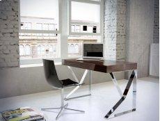 Houston Desk in Ebony Lacquer Product Image
