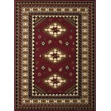 Dallas Tres Burgundy Rugs