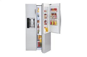 26 cu. ft. Side-by-Side Refrigerator w/ Door-in-Door®