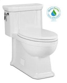White RICHMOND II One-Piece Toilet 1.28gpf, Elongated