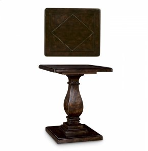 Collection One Lambert Accent Table - Espresso