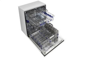Top Control SteamDishwasher w/ 3rd Rack
