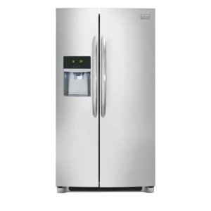 Gallery 22.2 Cu. Ft. Counter-Depth Side-by-Side Refrigerator -