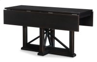 Everyday Dining by Rachael Ray Drop Leaf Console Table - Peppercorn Product Image
