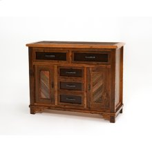 Western Traditions - Stonegate Hutch Base Only