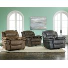 Slate Glider Recliner Product Image