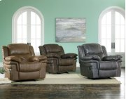 Steel Glider Recliner Product Image