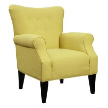 Emerald Home Lydia Accent Chair Citrine Sensu Citrine U360-05-01