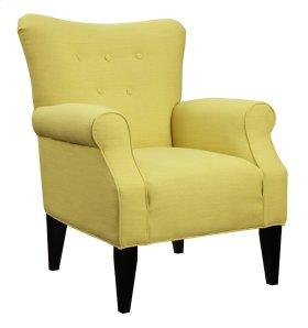 Emerald Home Lydia Accent Chair Citrine Sensu Citrine U360-05-01