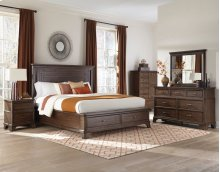 Telluride King Storage Bed