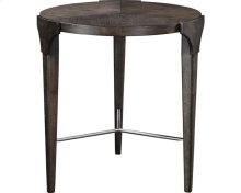 Zachary Round Lamp Table