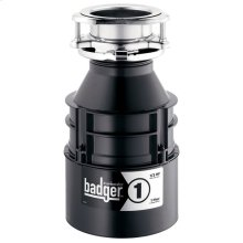 Badger 1 Garbage Disposal, 1/3 HP