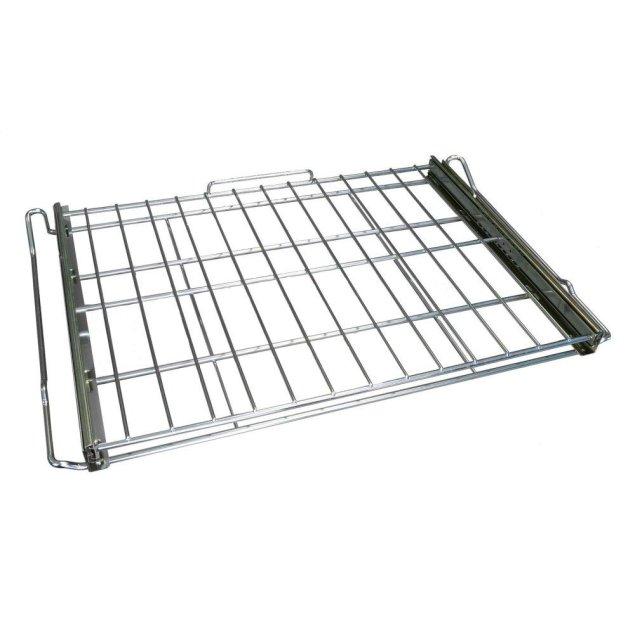 LG Appliances LG Range gliding oven rack