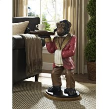Winston the Monkey Side Table