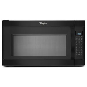 2.0 cu. ft. Capacity Steam Microwave With CleanRelease(R) Non-Stick Interior - BLACK