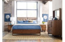 Ca King Pattermaker Bed Complete