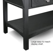 Mission Two Drawer Coffee Table 10055-SL