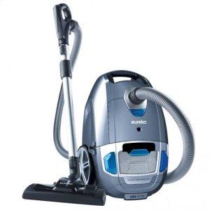 EurekaOptima Silent Clean Bagged Canister Vacuum