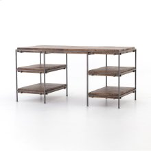 Simien Desk-gunmetal