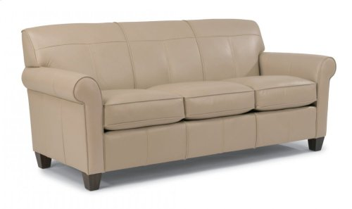 Dana Leather Sofa