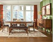 Santa Clara Trestle Dining Table
