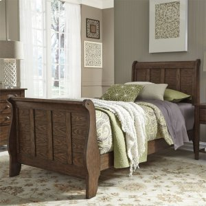 Liberty Furniture Industries Twin Sleigh Bed