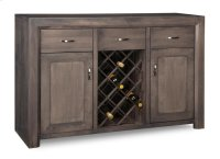 Contempo Sideboard with Wine Rack Product Image