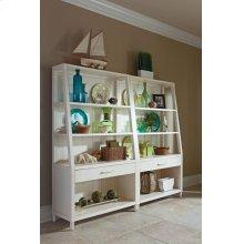 424-860 BOOK Sea Breeze Bookcase