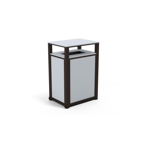 Patio Accessories Trash / Towel Receptacle