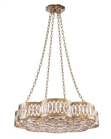 Diamante Eight-Light Chandelier