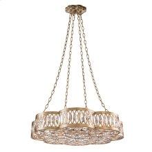 Diamante Eight-Light Chandelier