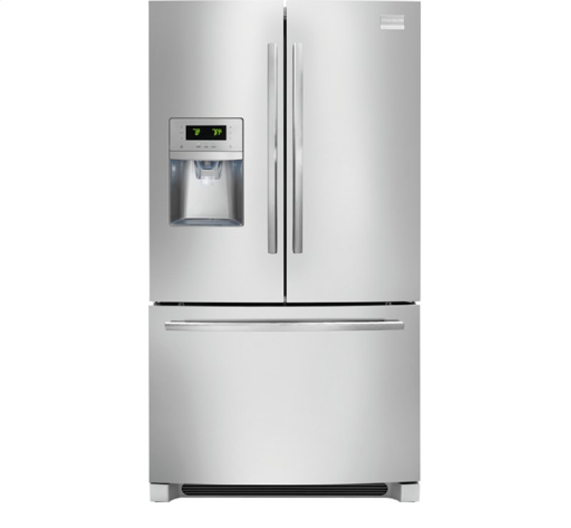 Frigidaire Professional 22.6 Cu. Ft. French Door Counter-Depth Refrigerator c59b374a9d76