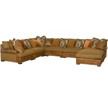 Casbah LAF One Arm Chair, Casbah Armless Chair, Casbah Corner Chair, Casbah RAF Floating Chaise, Casbah Floating Ottoman
