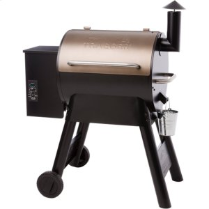 Traeger GrillsPro Series 22 Pellet Grill (Gen 1) - Bronze