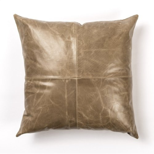 """Bryant 20"""" Pillow in Refined Grey"""