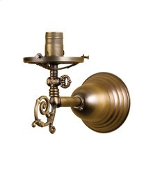 "4.5""W Gas Reproduction Wall Sconce"