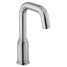 Serin Deck-Mount Proximity Faucet, Battery Powered - Polished Chrome